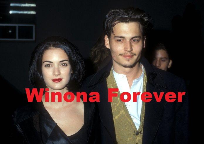 Johnny Depp ve Winona Ryder Aşkı