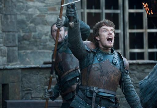 theon greyjoy winterfell